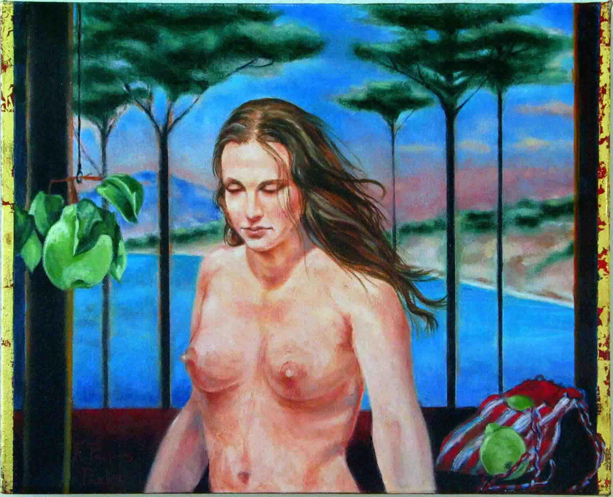 Aphrodite's Gift to Paris