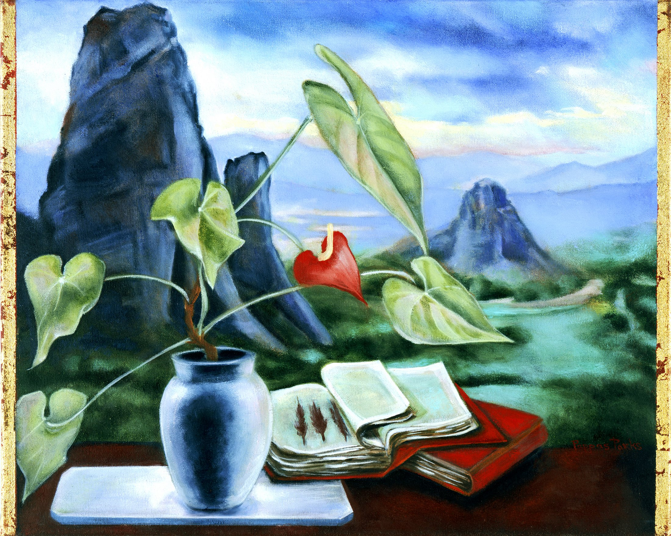 Enchantment With The Observable World-Meteora I