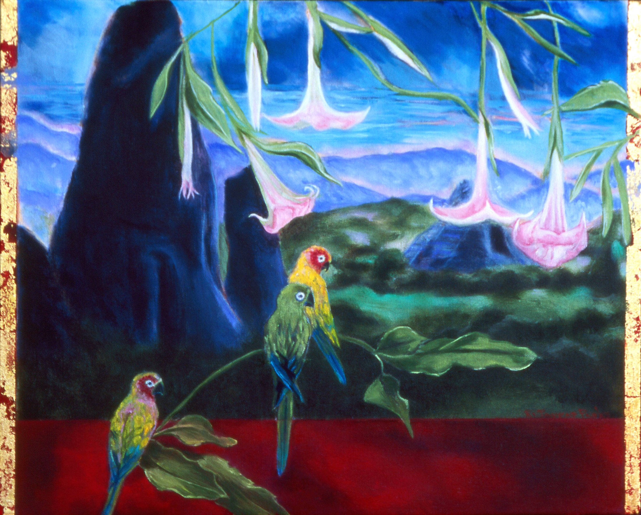 Enchantment With The Observable World-Meteora VI