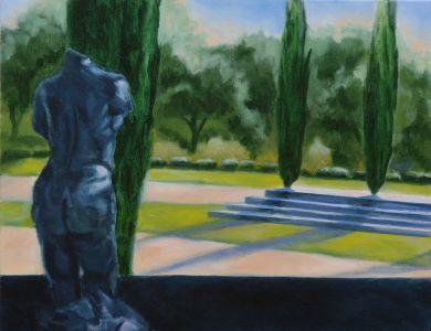Stanford Rodin Garden